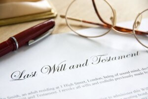 changing a will in Texas