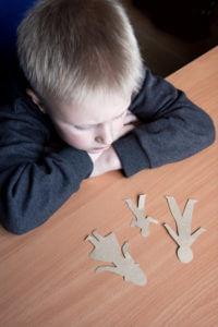 Managing custody can be difficult for the child. They're faced with many circumstances to consider.